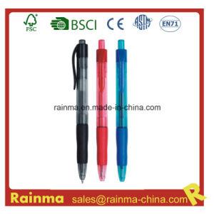 Retractable Gel Ink Pen for Logo Pen pictures & photos