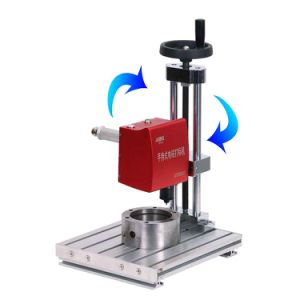 Electronic Portable DOT Peen Marking Machine for Big Size Products Marking pictures & photos