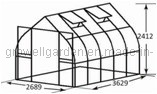 A9 Series Greenhouse for Plants and Flowers (A912) pictures & photos