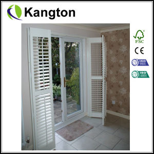 Swinging Shutter Doors (shutter door) pictures & photos