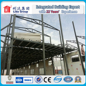Steel Structure Prefabricated House/Labor Camp ISO 9001 pictures & photos