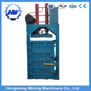 Hydraulic Carton Compress Baler Machine/Cardboard Baling Press Machine pictures & photos