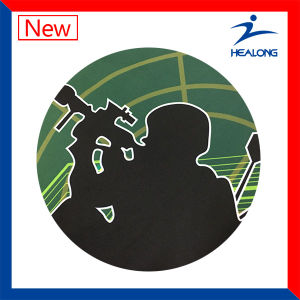 Healong Sportswear Custom Sublimation Mens Competition Shooting Polo T Shirts pictures & photos