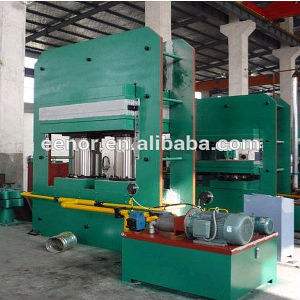 Qingdao Eenor ISO: 9001 Vulcanizing Machine/Rubber Mat Vulcanizer pictures & photos