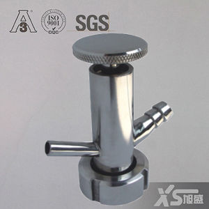 Stainless Steel Sanitary Union Type Sampling Valve pictures & photos