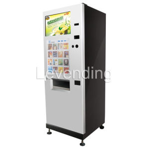 Large Coffee Vending Machine for Instant +Espresso+Bean pictures & photos