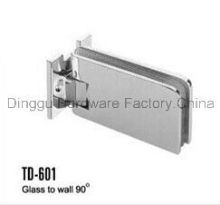 Stainless Steel Shower Hinge for Shower Room Td-601 pictures & photos