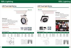 24W Osram Track Light Qdl-302