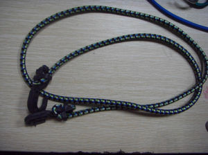 Elastic Bungee Rope with Plastic Hook pictures & photos