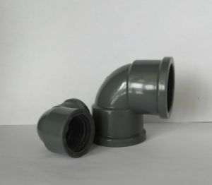 PVC Reducing Elbow (Plastic Elbow 90 Degree)