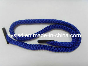 Polyester Shopping Bag Handle Rope with Plastic End pictures & photos