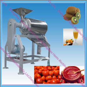 High Quality Double Channel Tomato Paste Making Machine pictures & photos