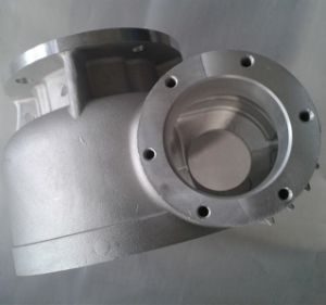 Quality Assured Aluminum Gravity Casting for Tcw 125 Construction Elevator Speed Reducer Gearbox pictures & photos