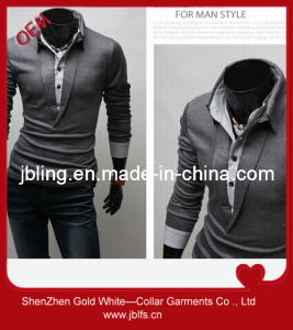 OEM Men′s Fashion Polo Shirt