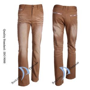 2014 Men′s Fashionable Leisure Pants (PR13Q136)