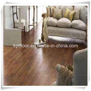 UV Coating Wood PVC Vinyl Floor Tile PVC Unilin Lvt Click Flooring pictures & photos