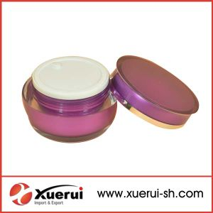 15g, 30g Cosmetic Acrylic Jar for Arc Series pictures & photos