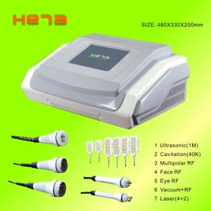 8 Inch Touch Screen Portable Mini Home Salon Clinic Use Professional Beauty Ultrasonic Equipment H-9010A pictures & photos