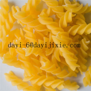 Fried Pellet Snacks Machine/ Single Screw Food Extruder pictures & photos
