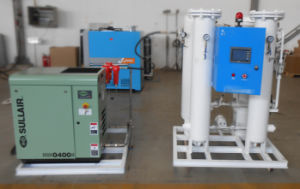 Fast Start-up Psa Nitrogen Generator Controlled by One Key pictures & photos