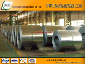 China Cheap PPGI Painted Steel Coil Building Materials pictures & photos