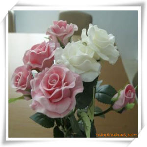 Rosa Simulation Flowers for Promotion pictures & photos