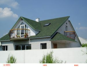 Asphalt Roof Shingle/Roof Tiles/Roof Materials/Building Materials pictures & photos