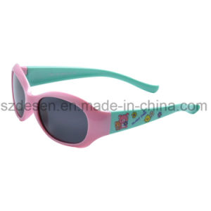 Newest Style Sport Outdoor Tr90 Sunglasses for Kids pictures & photos