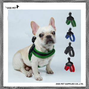 Dog Harness and Leash Set Soft Padded Easy Walk Dog Harness Sph9015 pictures & photos