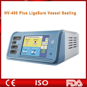Ce & FDA Marked 400W Electrosurgical Unit with Ligasure Vessel Sealing pictures & photos