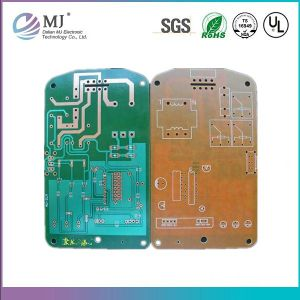 High Precision Immersion Gold PCB with Quick Turn