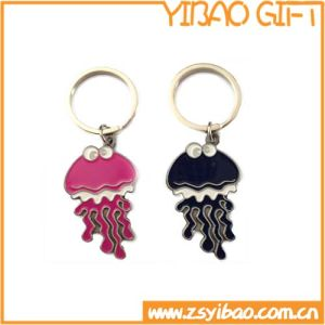 Wholesale Promotion Gifts Fashion Metal Keychain (YB-k-014) pictures & photos