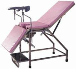 B-42 Hospital Furniture Gynecology Delivery Bed pictures & photos