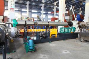 Waste Plastic PE/PP Film Granulator Machine pictures & photos