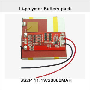 9059156 11.1V 20ah Li-Po Battery Pack pictures & photos