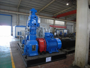 Low Power L Type CNG Compressor