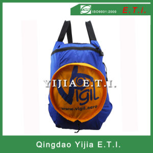 Polyester Folding Backpack Bag pictures & photos