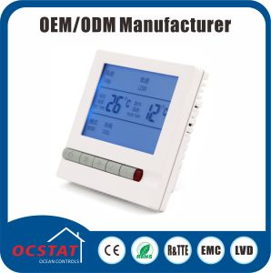 Contral Air Conditioner Controller Non-Programmable Thermostat (OCTK605AC) pictures & photos