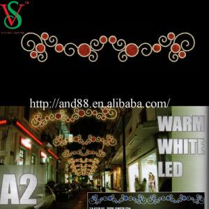24V/110V/220V Voltage Outdoor Holiday LED Street Motif Light Decoration pictures & photos