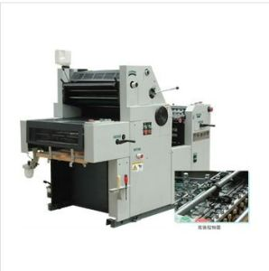Double Color Offset Press Machine Yh247II pictures & photos