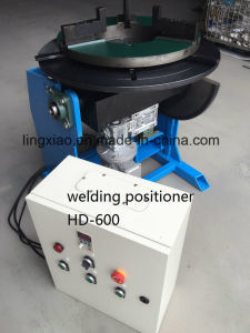 Ce Certified Welding Rotate Table HD-600 for Circular Welding pictures & photos
