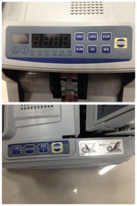Bill Counter with High Speed pictures & photos