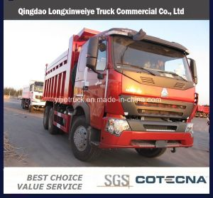 HOWO A7 6X4 20cbm Dump Truck pictures & photos