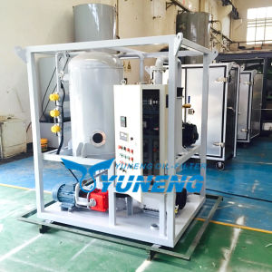 Zja Series Power Station Waste Transformer Oil Filtering Plant pictures & photos