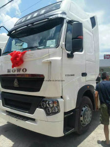 HOWO A7 4X2 Driving Tractor Truck pictures & photos