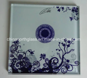 5 6 8 10 12mm Decorative Silk-Screened Painted Glass pictures & photos