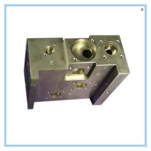 CNC Aluminum Machined Part for Auto Part pictures & photos