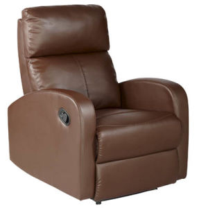 European Massage PU Leather Home Furniture Single Recliner Sofa (FS-003) pictures & photos