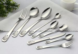 Good Sell Stainless Steel Cutlery Set pictures & photos