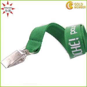 Lanyard Metal Bulldog Clip pictures & photos